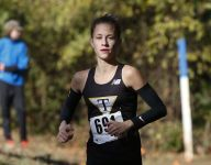 Keelin Hays and Tatnall both repeat for DII girls cross country
