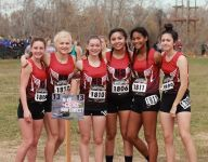 North Salem's girls place third in regional cross country meet