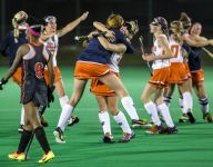 Delmar starts early, rolls to state field hockey finals