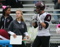 Delaware girl wants to take coaching obsession to NFL
