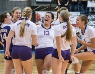 Class C volleyball: Bronson moves on in three games over Calumet