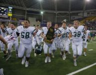 VIDEO: Watch how big guys celebrate a state title