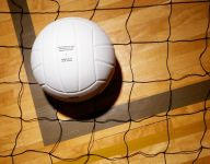Class C volleyball: Bronson rallies past Brown City