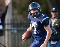 Quakers get by Buccaneers in low-scoring playoff affair