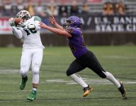 Salem Academy falls to Harrisburg in 3A title game