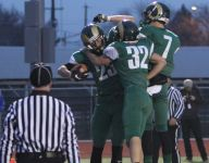 Regis dominates Stanfield to win first state championship in 29 years