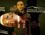 Under Armour All-American QB Avery Davis says Notre Dame is 'going to keep getting better and better'