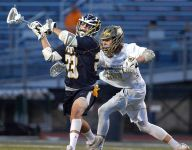 Victor rolls to dominant Class A boys lacrosse victory