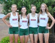 Cross-country: McConnell sisters pace Mt. Pleasant Sacred Heart