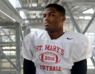 Orchard Lake St. Mary's Josh Ross follows big brother's footsteps