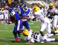 Woodlawn gets first playoff win since 1991