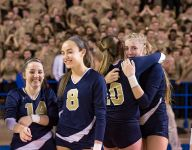DMA holds off Ursuline for 2nd straight volleyball state title