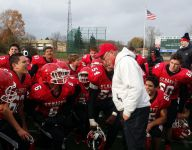 OL St. Mary's wins 3rd straight Div. 3 title on late TD vs. Muskegon