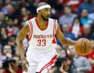 Rockets star Corey Brewer is crediting huge jump in shooting percentage to his HS coach