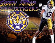 2018 4-star DB, WR Caden Sterns is first LSU commit since Orgeron hiring