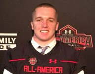 Notre Dame commit David Adams 'honored' to be Under Armour All-American