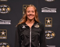 Emily Granzow's family connection with the military has her 'incredibly honored' to be in Army Bowl Marching Band's color guard