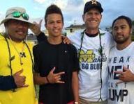 Sol-Jay Maiava of No. 22 Kahuku (Hawaii) voted Super 25 Top Star