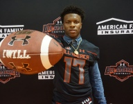 Lamont Wade weighs in on Michigan, recruiting, and chasing a state title at Under Armour All-America presentation