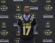 Arkansas commit Montaric Brown receives Army All-American Bowl jersey