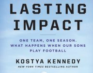 Lasting Impact: New book examines question of should you let your son play football