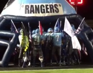 VIDEO: Every Midland (Texas) Greenwood player carries flag in poignant entrance