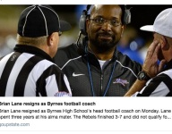 Legendary S.C. football program Byrnes needs a new football coach