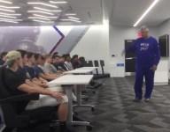 VIDEO: Rex Ryan delivers Clemson-focused inspirational speech to Buffalo team