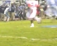 VIDEO: North Penn (Pa.) takes control of playoff game with perfect hook and ladder