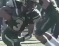 VIDEO: Jordan Scott of St. Joseph Regional (N.J.) breaks ankles on long TD run