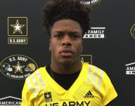 Army All-American Stephen Carr focusing on state title, but keeping recruiting options open