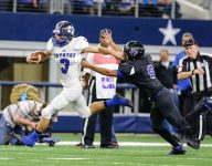 Richland Springs' Walker Tippie accounts for 10 TDs in Texas 1A Six-Man title win