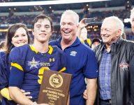 Watch Jerry Jones react to grandson scoring winning TD in Texas state title game