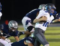 All-East: Eisenhower's Max Wittwer helps the Eagles soar