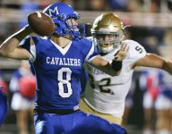 Middletown-Smyrna football brings old and new together