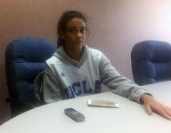 Young Okemos girls basketball star Laya Hartman gaining attention