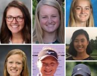 Girls golf Dream Team, all-area