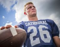 Former Notre Dame commit linebacker Pete Werner commits to Ohio State
