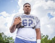 Elite OL flips commitment from Michigan to Alabama