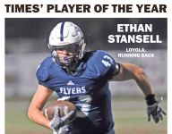 Fans dub Loyola's Stansell Player of the Year