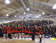 After tragic bus accident, cheerleaders from around Texas gather to lend support