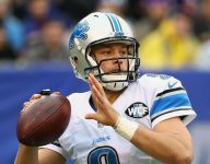 Detroit Lions QB Matthew Stafford looks back on experience of playing HS football in Texas