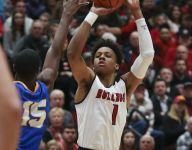 Romeo sets mark, leads New Albany past Carmel in OT