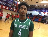 Difficult schedule paying off for St. Mary's basketball