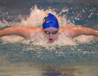 Zionsville swimmer wins marquee race, but Carmel sweeps triangular meet
