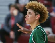VIDEO: Maybe LaMelo Ball isn't as bad a teammate as you thought