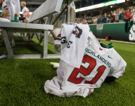 The Woodlands closes in on Texas football title, inspired by teammate left behind in hospital