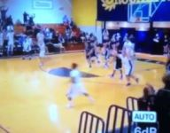 VIDEO: Ohio basketball player with autism nails three-pointer in first HS game
