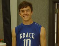 Leadership by committee key for Grace boys basketball