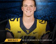 Former HS QB prodigy David Sills returning to West Virginia ... but not as a QB